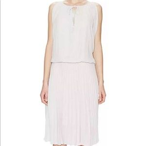 BCBG Maxazria Pleated Dress